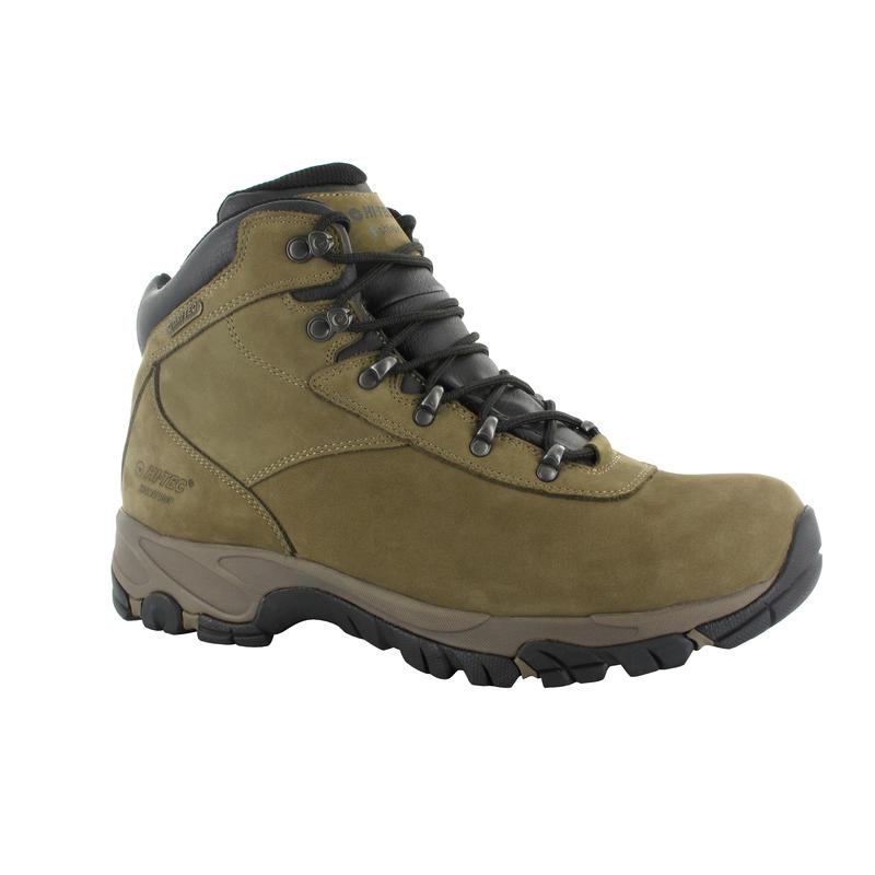 Altitude V i WP Nubuck Boots Smoky Brown