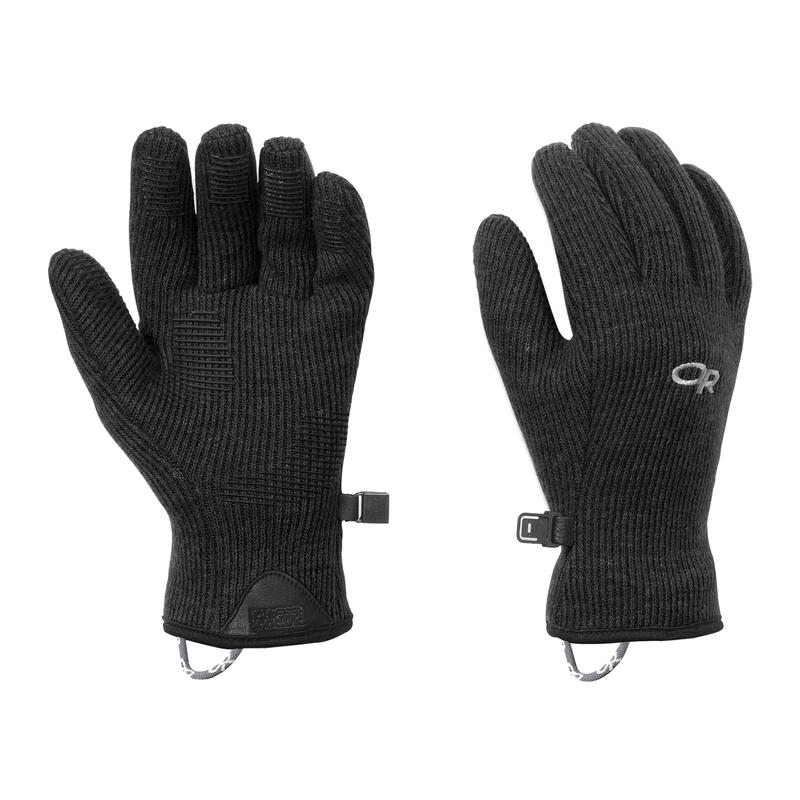 Flurry Sensor Gloves Black