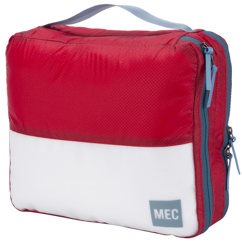 Travel Light Clothing Cube Small Red Pepper