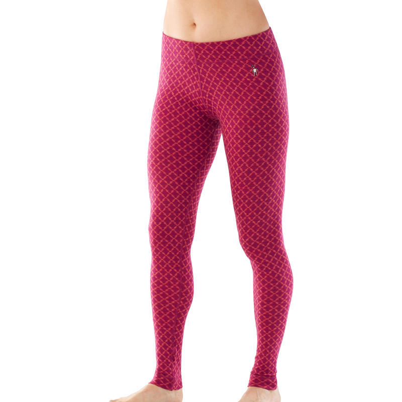 NTS Mid 250 Pattern Bottom Berry Heather
