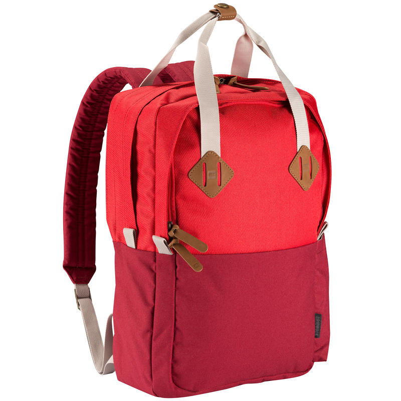 Gridwalk Daypack Maroon/Red Pepper