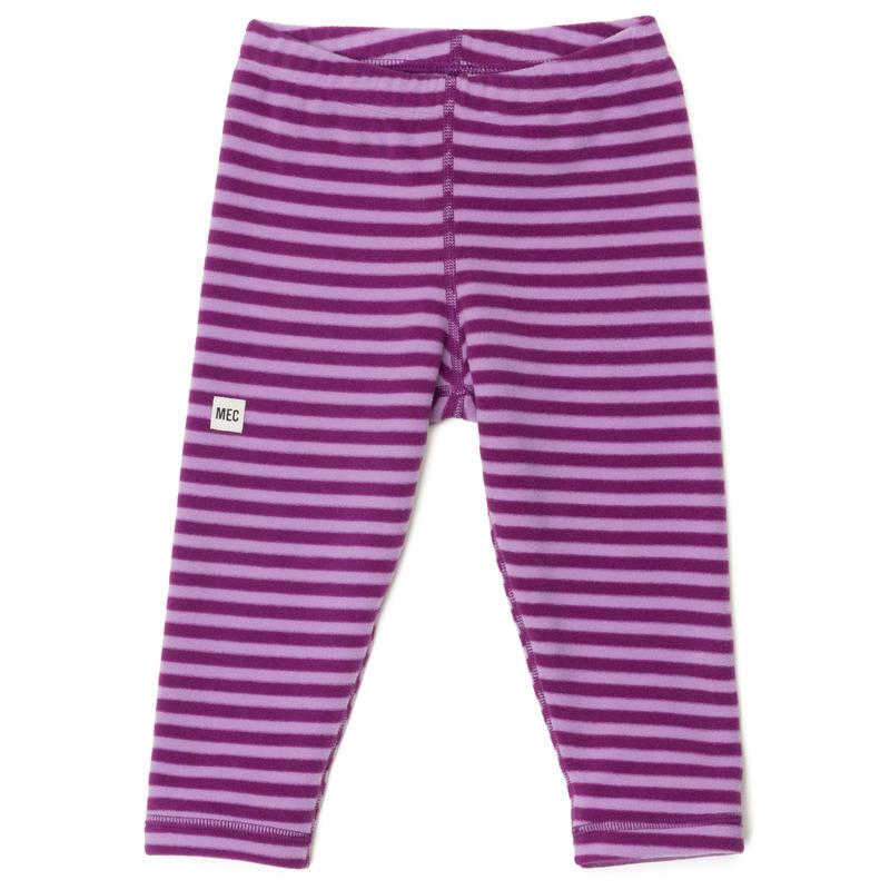 Bambini Leggings Iris-Aster Stripe