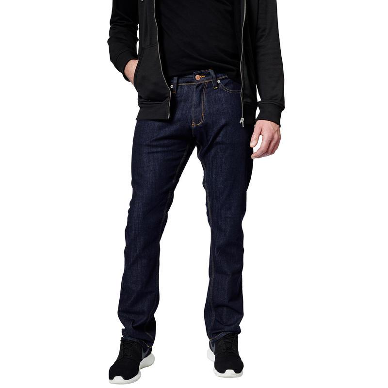 Pantalon L2X Relaxed Fit Rinçage indigo