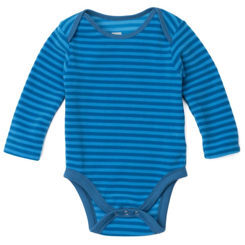 Cache-couche Bambini Rayures bleu turc-régate