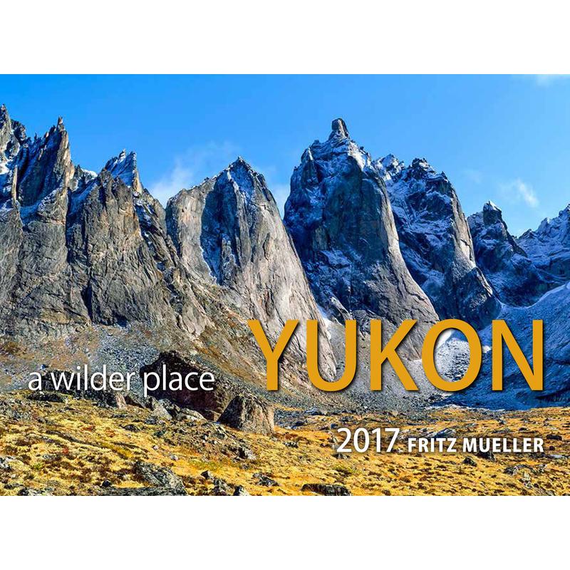 2017 Yukon Calendar