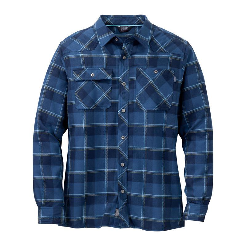 Feedback Flannel Shirt Night