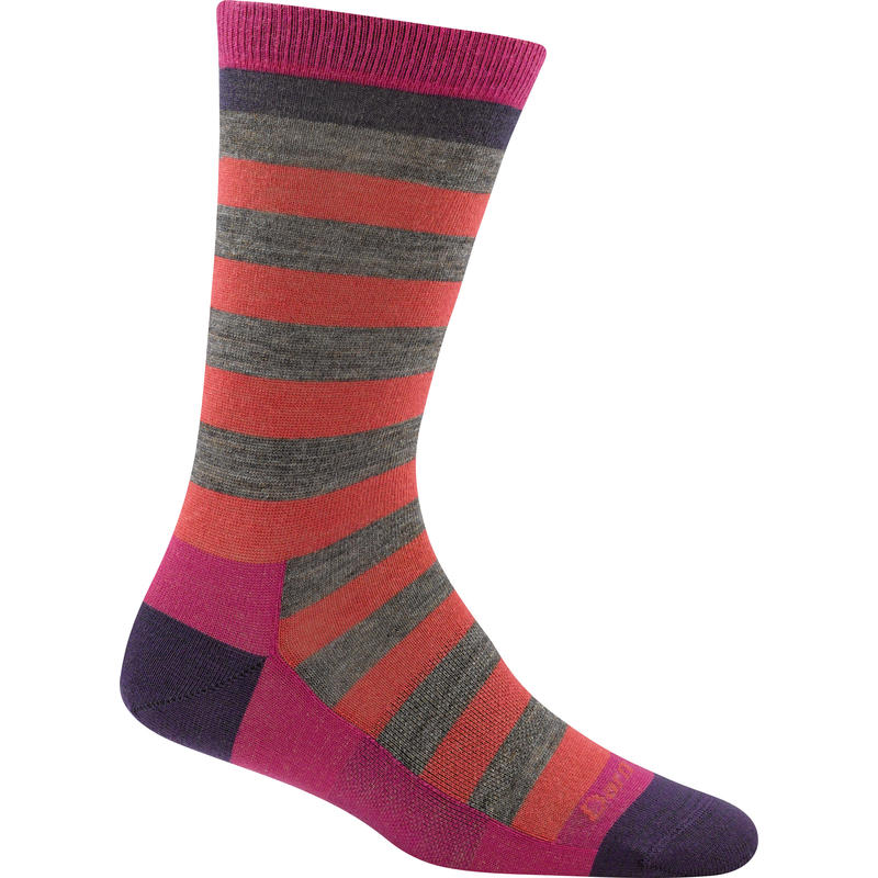 Good Witch Crew Light Socks Roxanne Raspberry