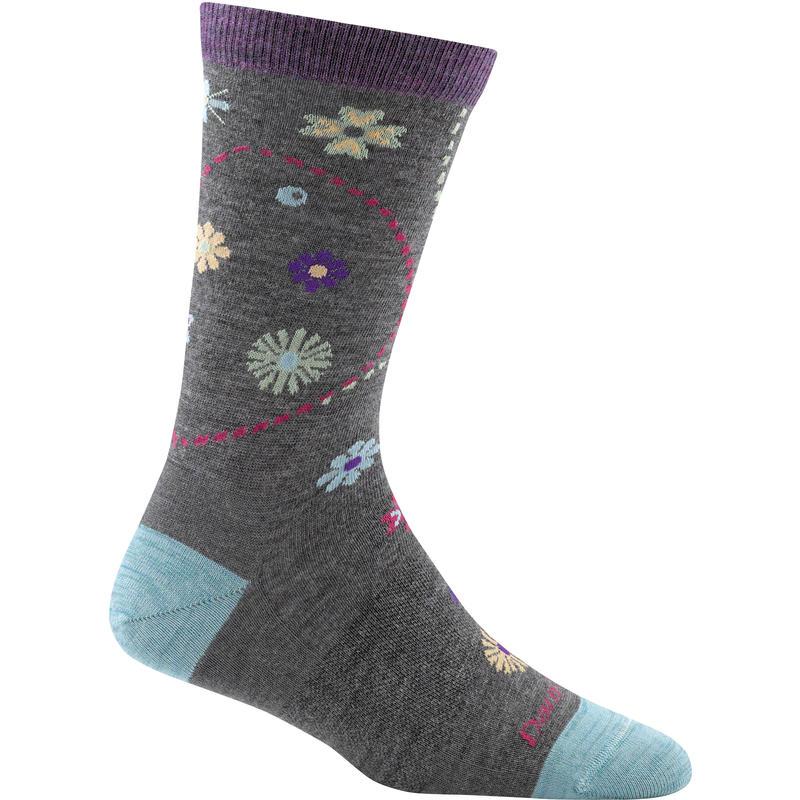Garden Crew Light Socks Medium Grey