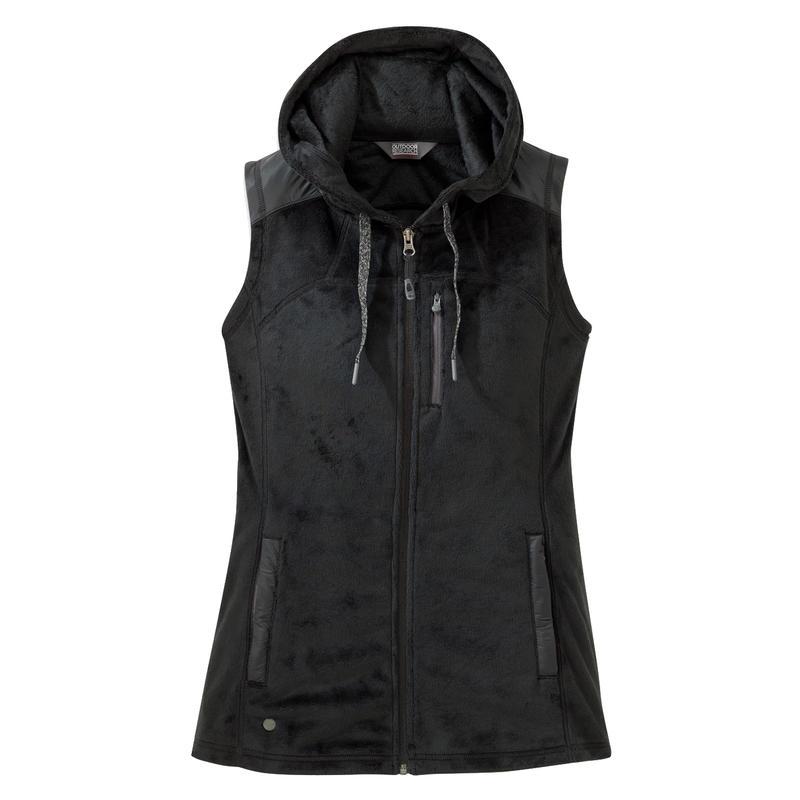 Casia Vest Black