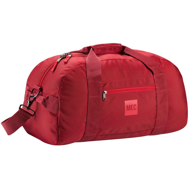 Duffle Bag Maroon