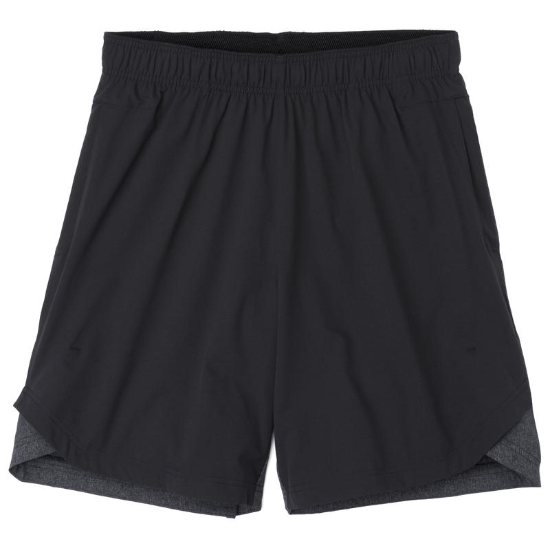 Short Athlete ID Noir/Noir