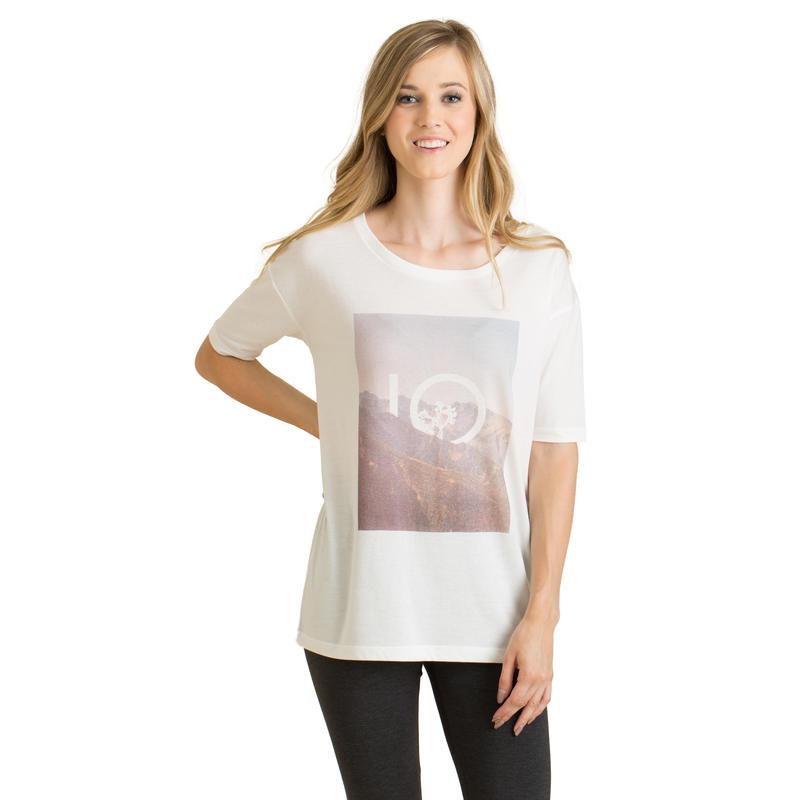T-shirt Nymph Blanc