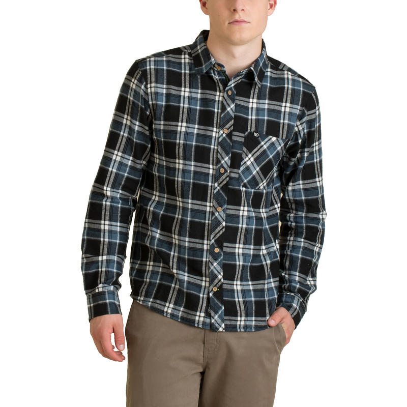 Fergus Shirt Orion Black