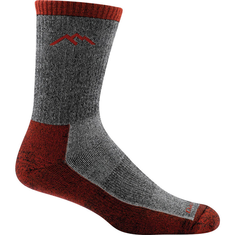 Chaussettes mi-mollet Mountaineering Micro Fumée