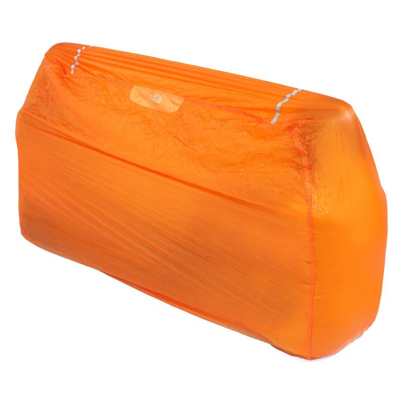 Abri Superlite pour 2 personnes Orange