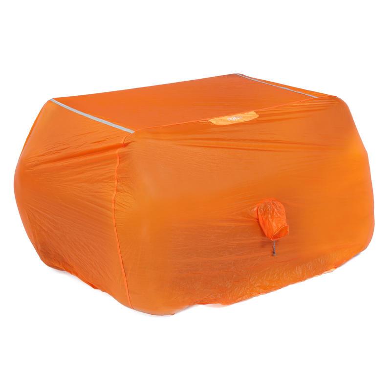 Abri Superlite pour 4 personnes Orange