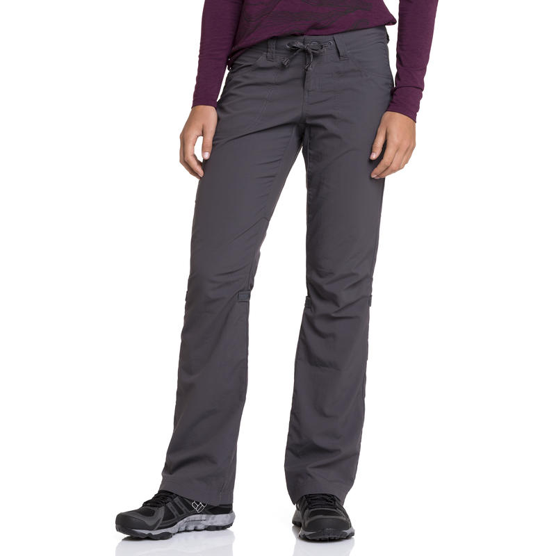 Terrena Pant - Regular Inseam Coal