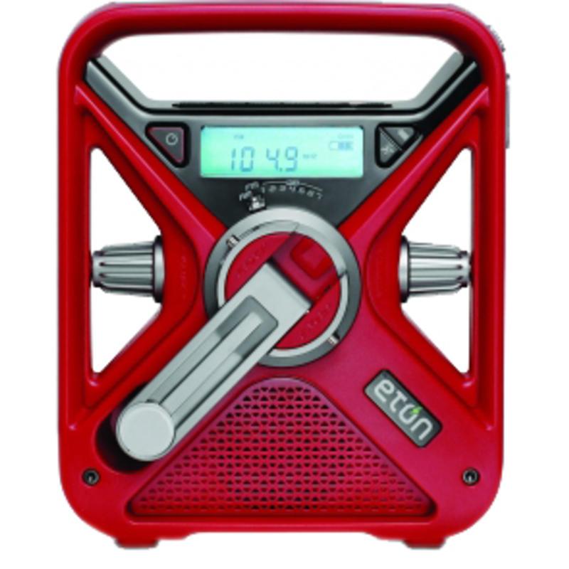 Radio FRX3 AM/FM/WB Rouge