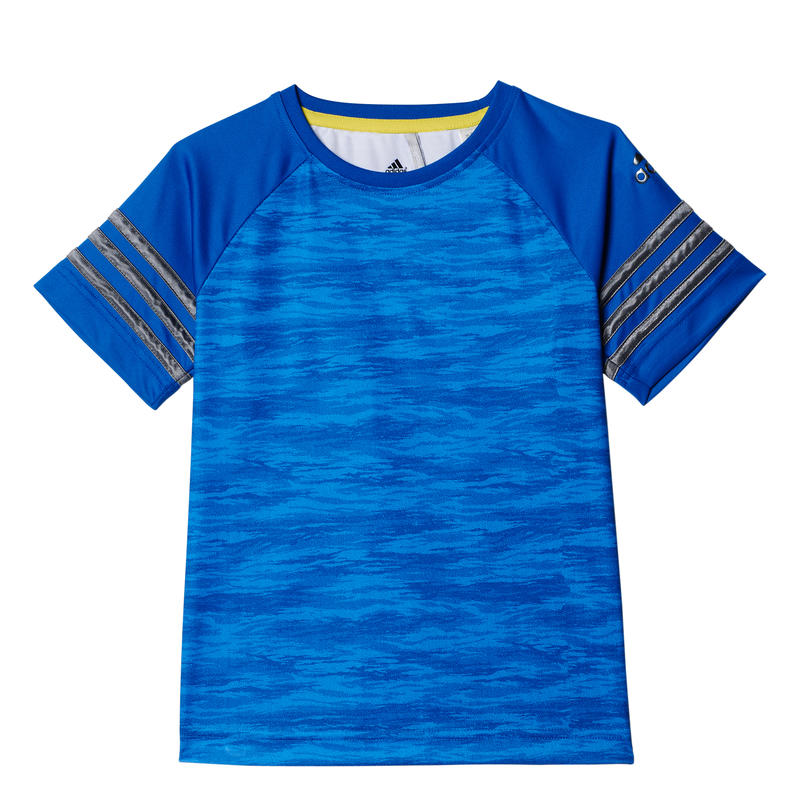 Polyester Tee Collegiate Royal/Blue