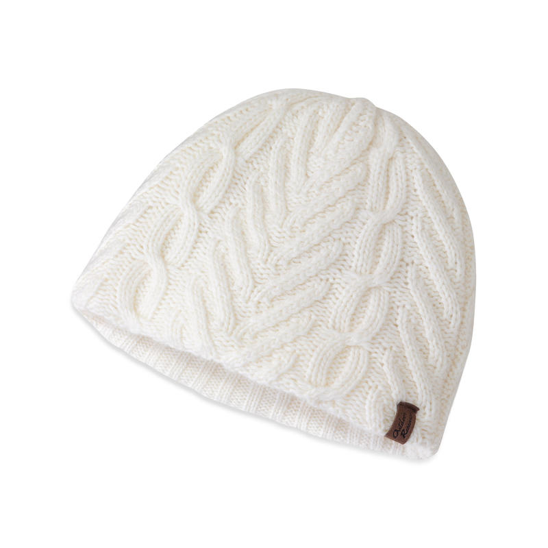 Tuque Jules Blanc chaud