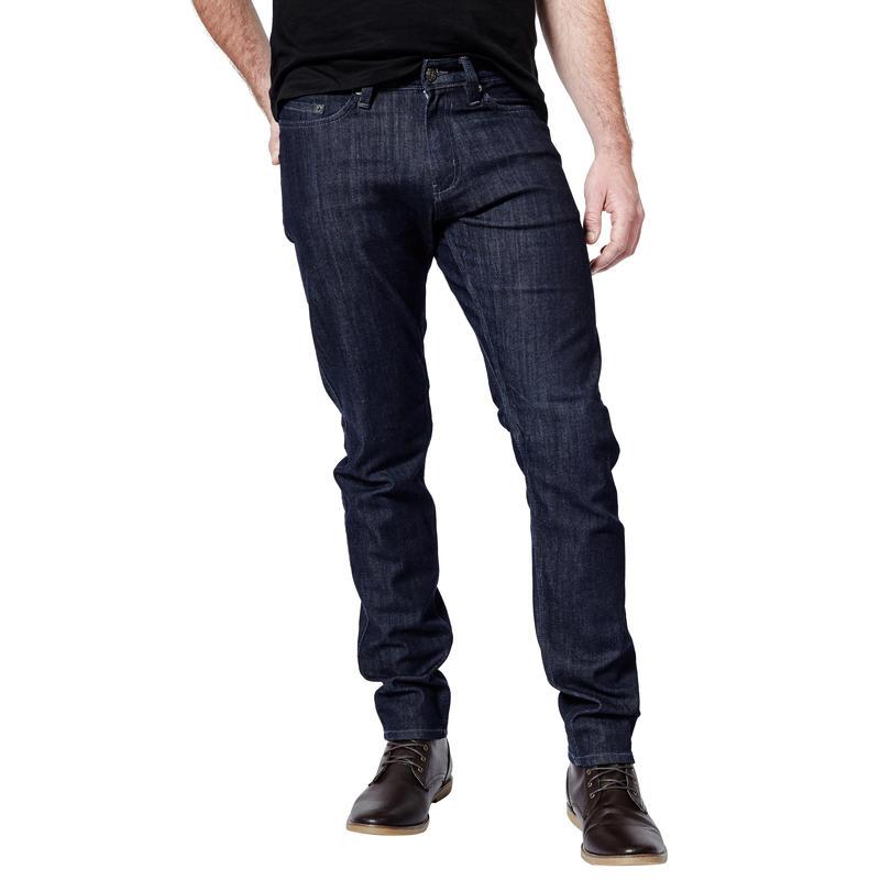 Pantalon L2X Slim Fit (court) Rinçage indigo