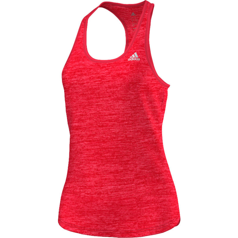 Keyhole Tank Ray Red/Matte Silver