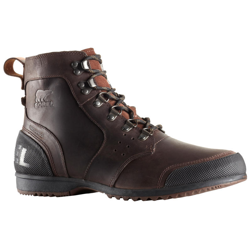 Ankeny Mid Hiker Boots Tobacco/Black