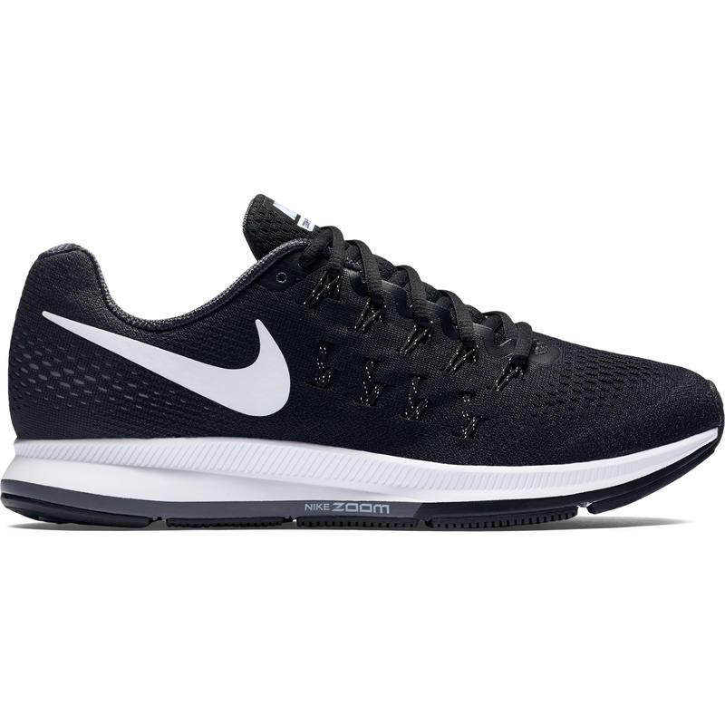 Air Zoom Pegasus 33 Road Running Shoes Black/White