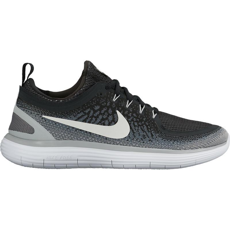 Chaussures de course sur route Free Run Distance 2 Noir/Blanc