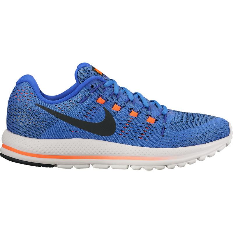 Chaussures de course sur route Air Zoom Vomero 12 Bleu moyen/Noir