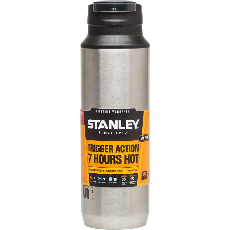Tasse isolante Switchback de 473 ml Acier inoxydable