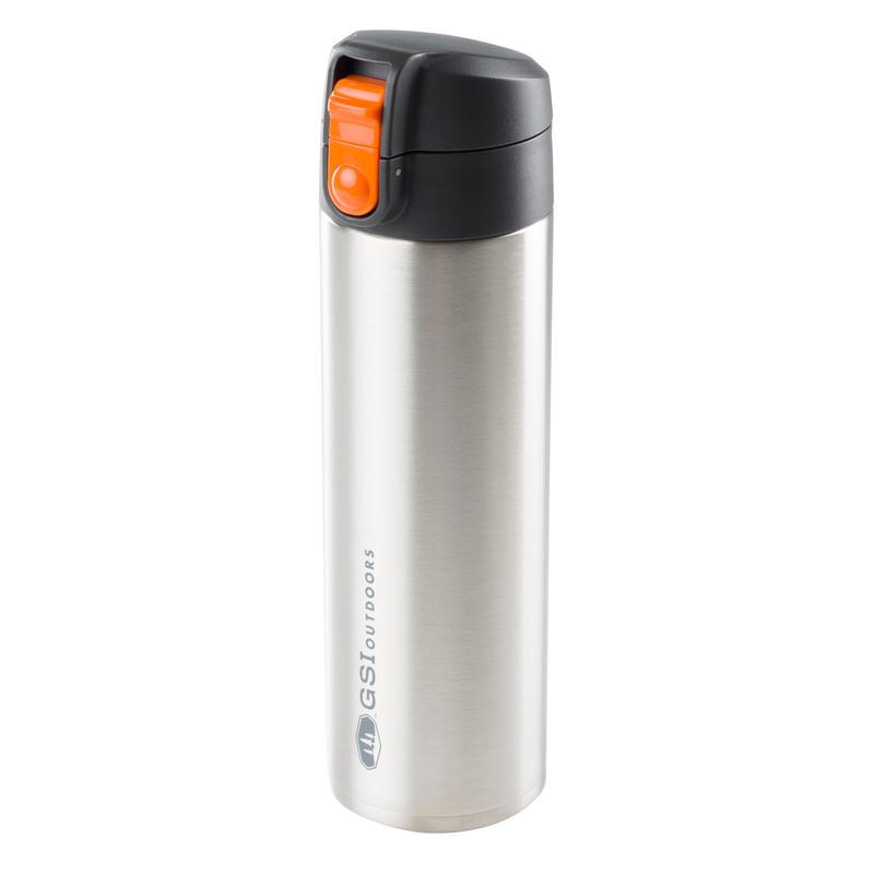 Bouteille isolante Microlite 500 ml UL Acier inoxydable