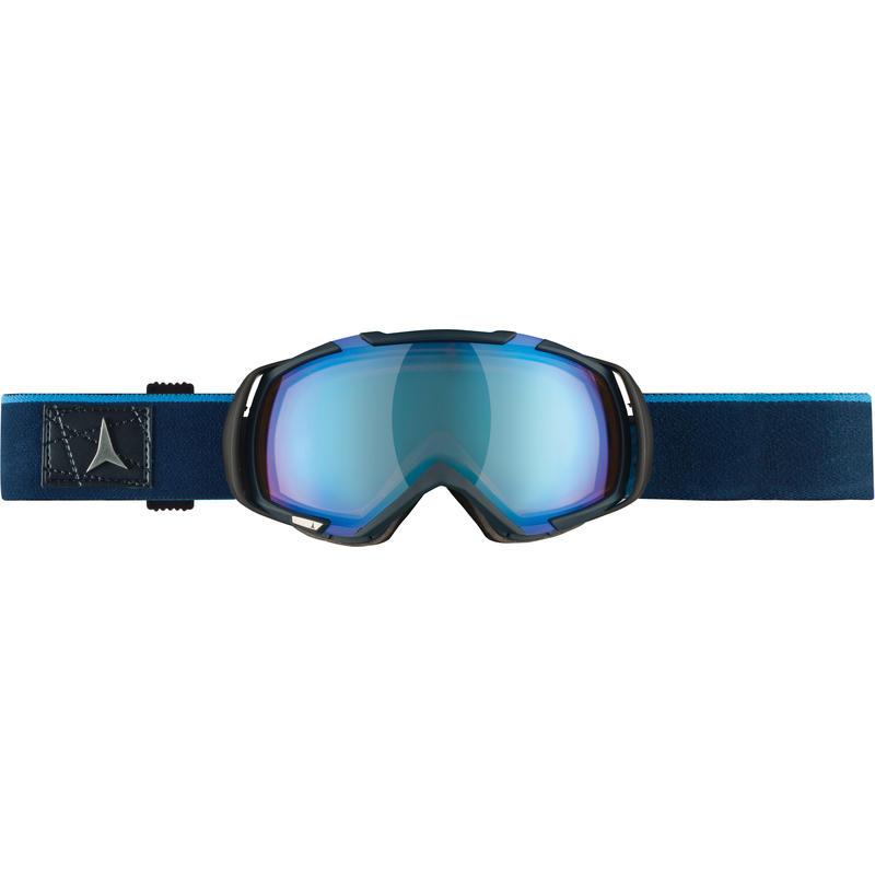 Lunettes de ski Revel ML Bleu foncé/Bleu clair