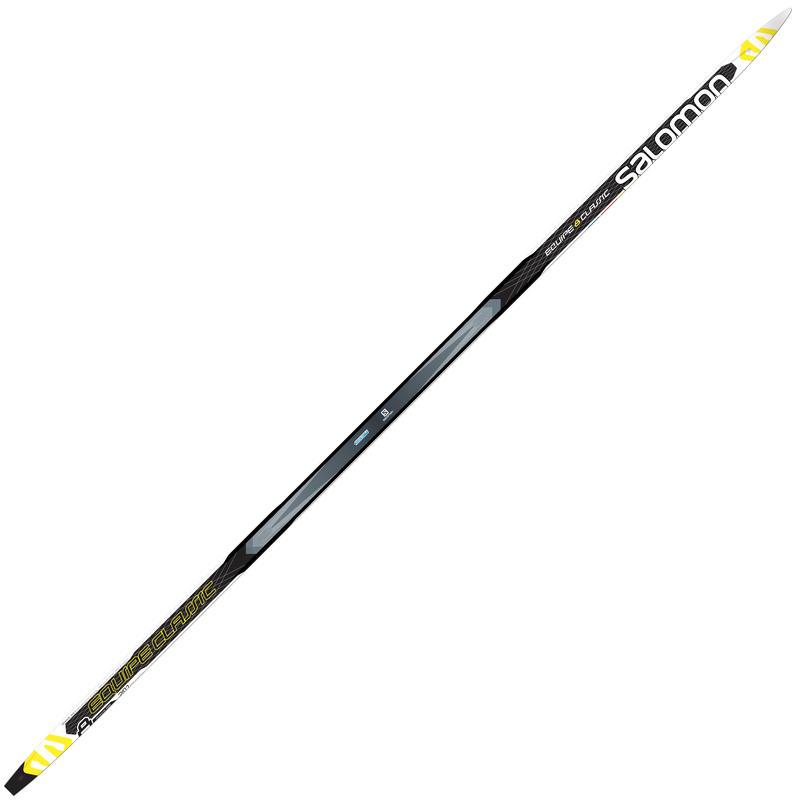 Skis classiques extra rigides Equipe 8