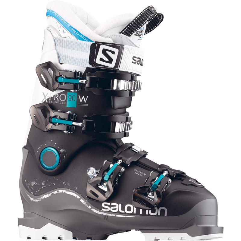 Bottes de ski X Pro 90 Noir/Anthracite/Blanc