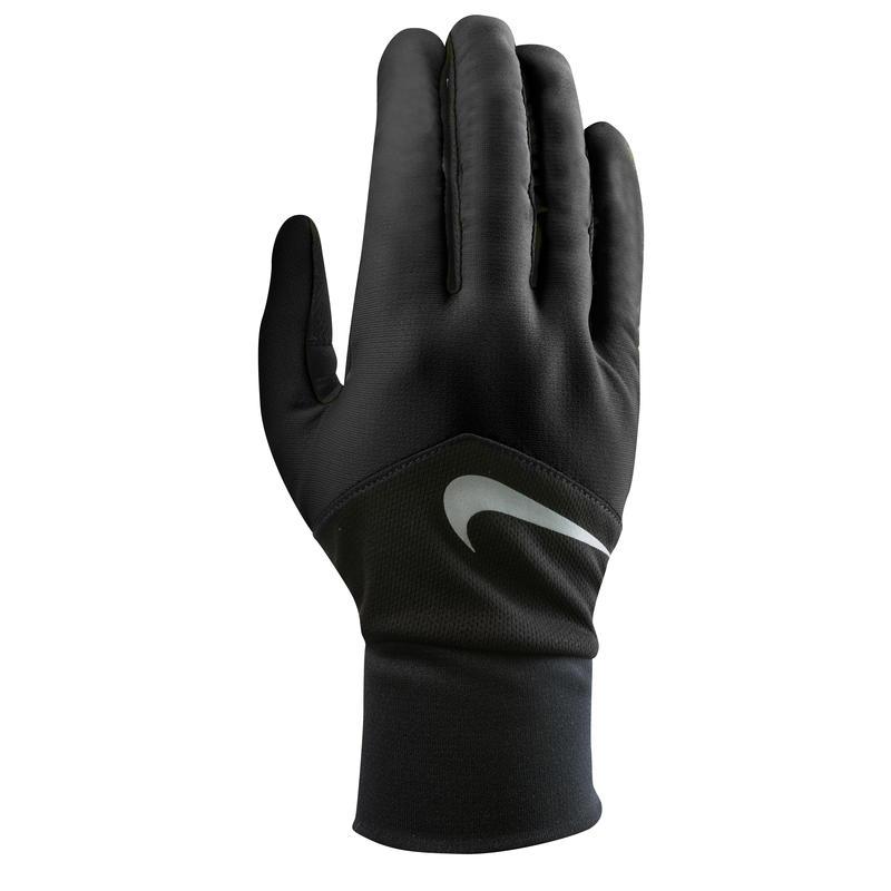 Dri-Fit Tempo Run Gloves Black/Black
