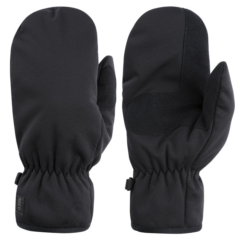 Soche Midweight Mitts Black