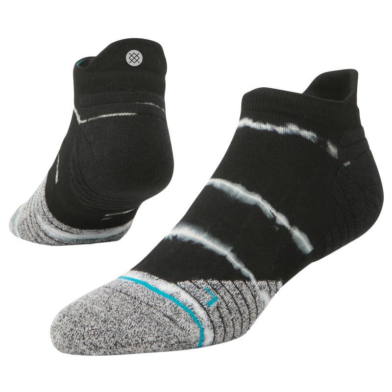 Momentum Tab Sock Black