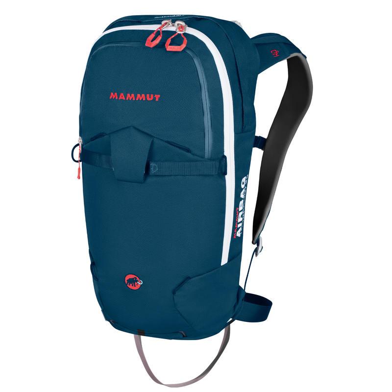 Sac à dos Rocker avec Airbag 3.0 amovible Bleu marine