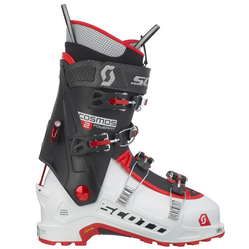Bottes de ski Cosmos II Noir/Blanc