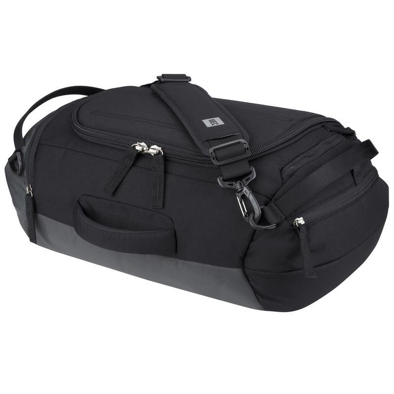 Fast-Track Shoulder Bag Black/Eclipse