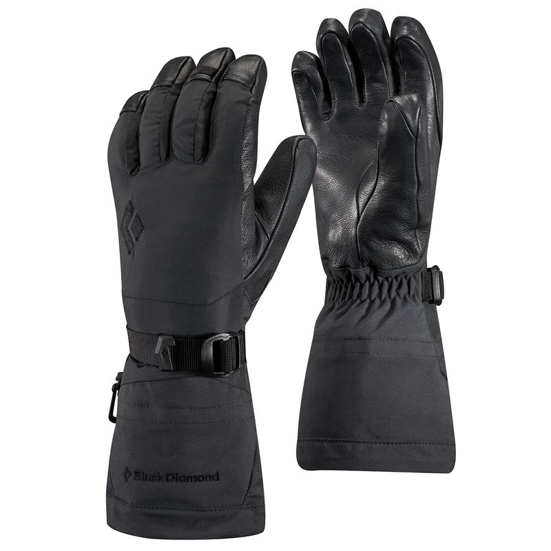 Ankhiale Gloves Black