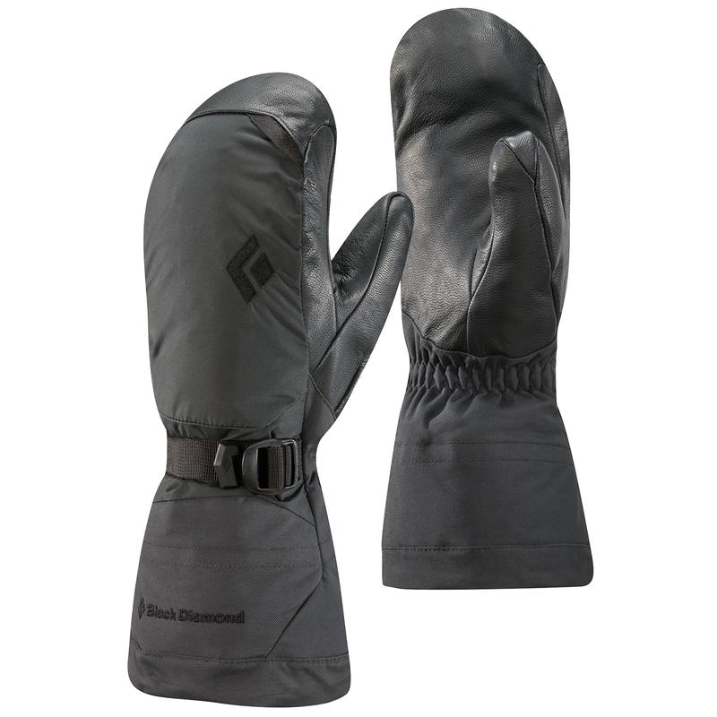 Ankhiale Mitts Black