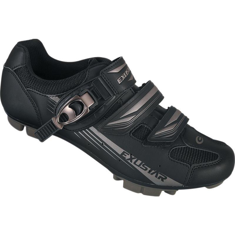 Chaussures de vélo SM3116B Noir/Gris