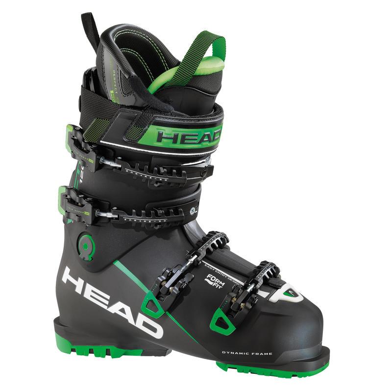 Bottes de ski Vector Evo 120 Noir/Vert