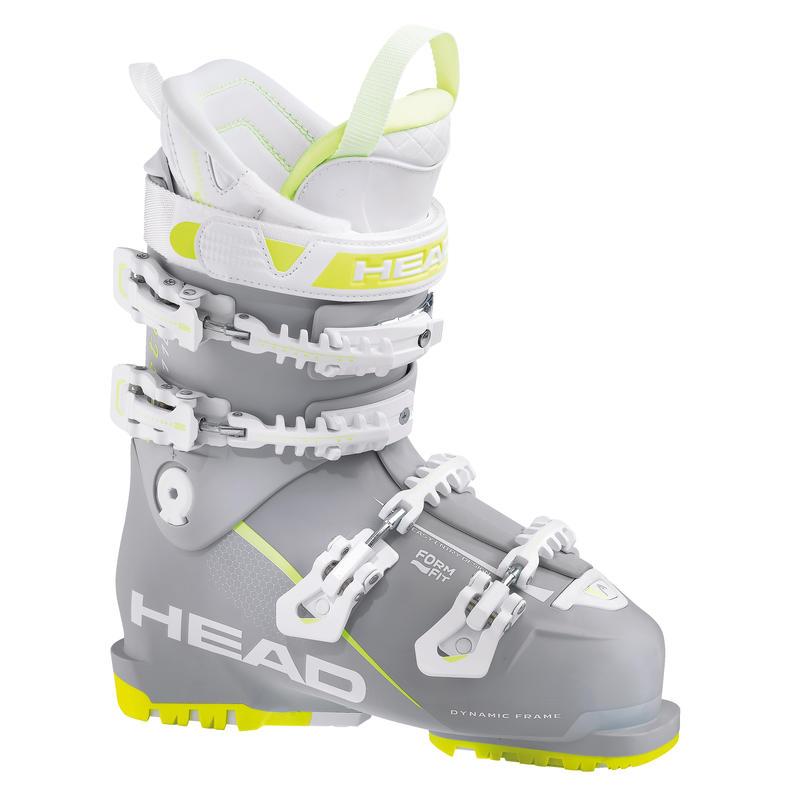 Bottes de ski Vector Evo 110 Gris/Jaune