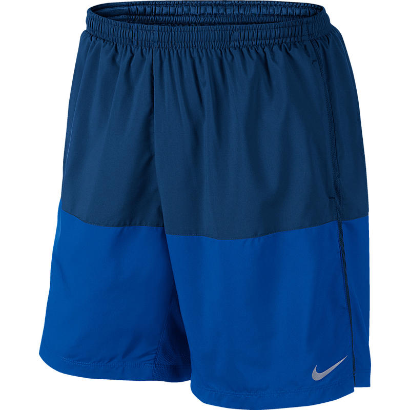 "7"" Distance Shorts Binary Blue/Paramount Blue"