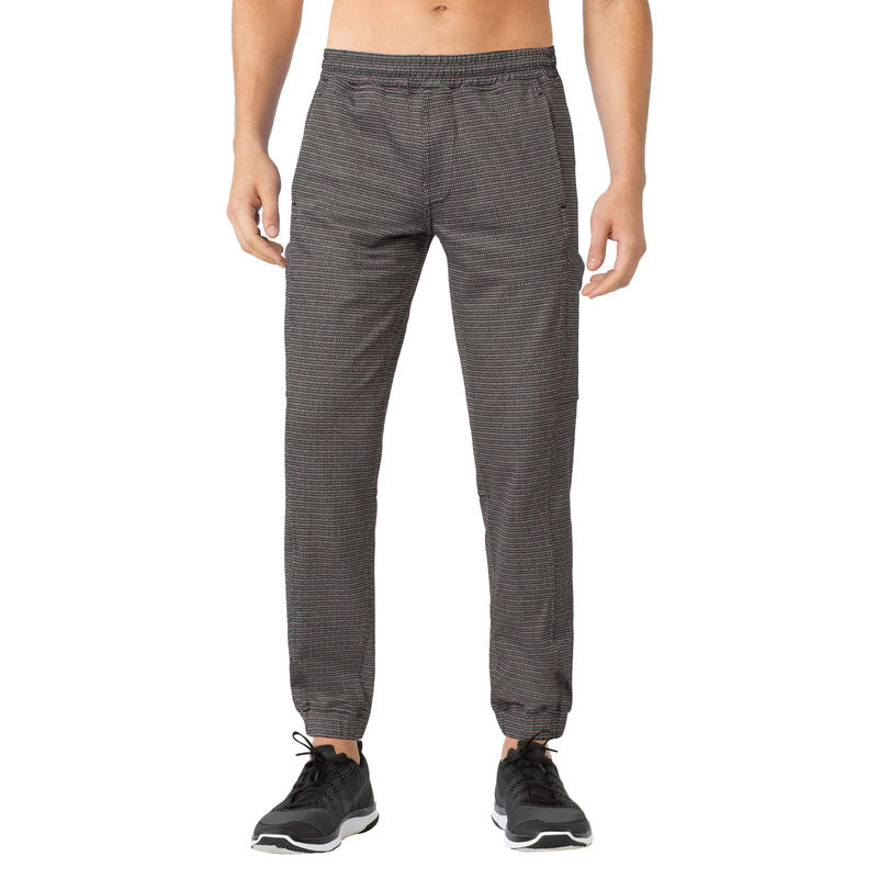 Resolve Jogger Black Jacquard
