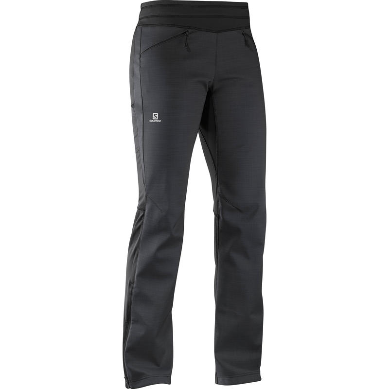 Pulse Softshell Pants Black/Black