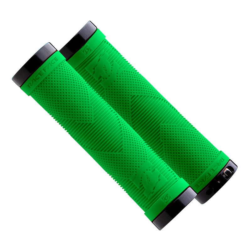 Poignée de vélo Sniper Vert